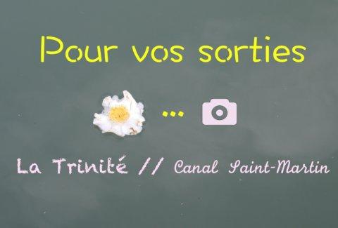 PARIS À PIED DE LA TRINITÉ AU CANAL SAINT-MARTIN