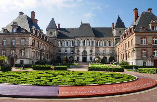 Trottiner en famille à Paris cité universitaire internationale