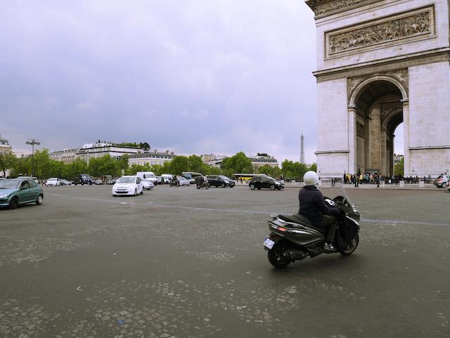 Place de l'Etoile Paris