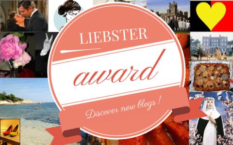 Liebster awards Rose Philange