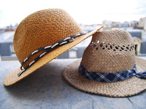 Chapeaux d'été
