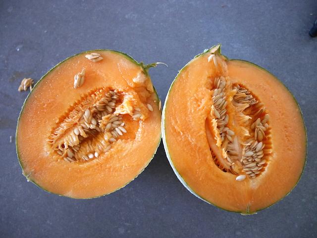 melon au jambon