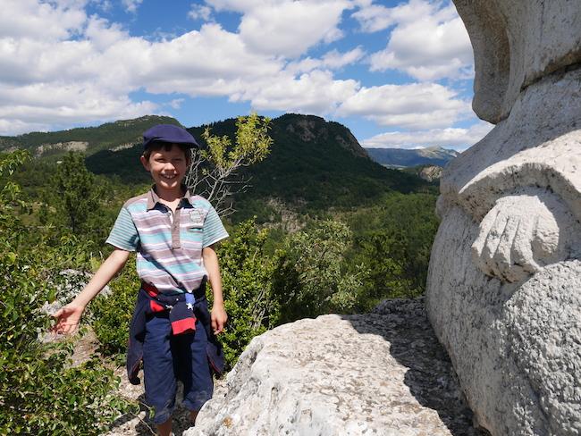 5 idées pour prolonger l'été Sortie à Castellane