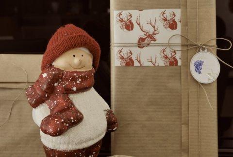 paquets cadeaux