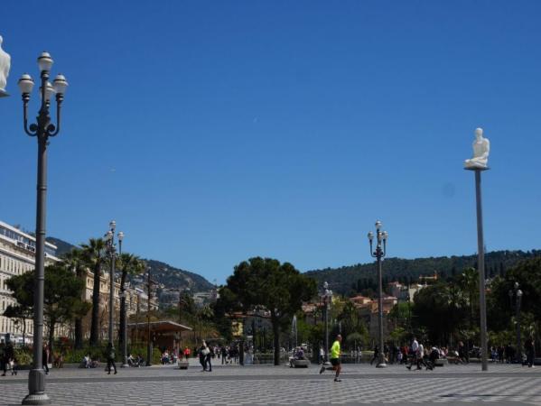 Place Masséna Nice
